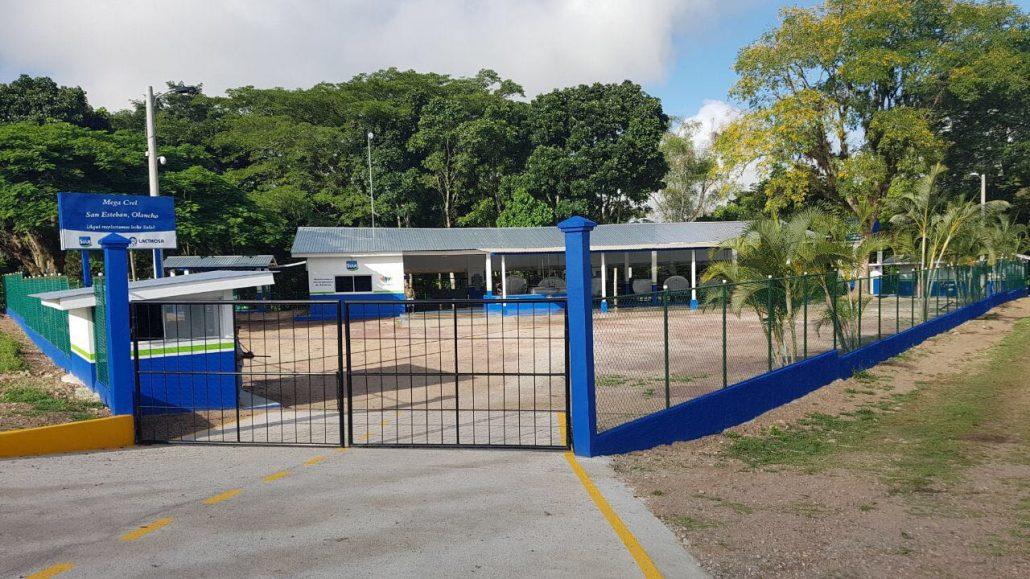 CREL San Esteban Honduras